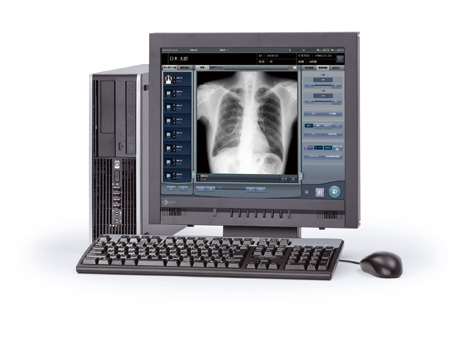 Konica CS7 Workstation
